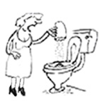 how to fix a toilet that keeps overflowing